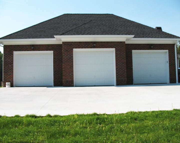 Garage construction - by Jason Wilcox Construction