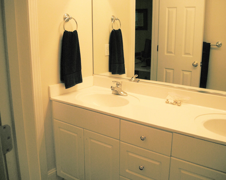 Bathroom remodel 5 before